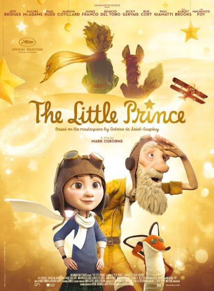 Poster Of The Little Prince 2015 720p BRRip English