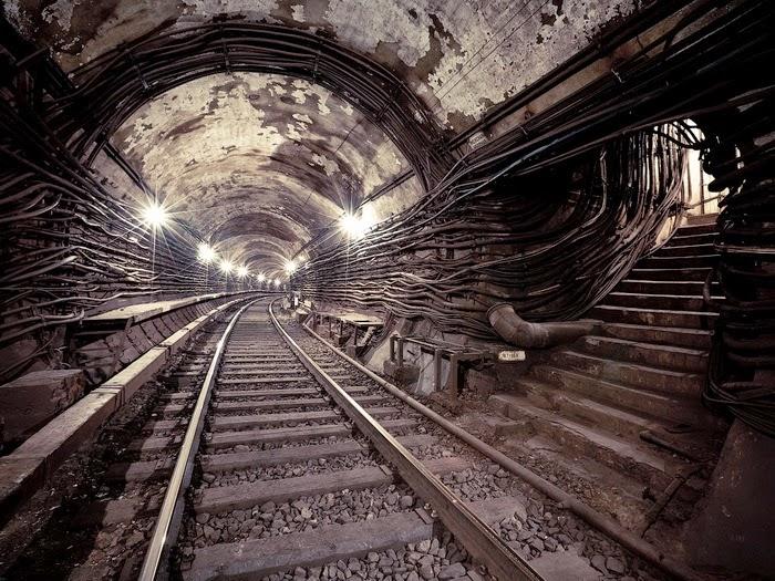 Подмосковье - под Москвой = московское метро