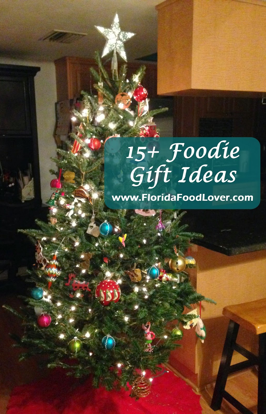 15 foodie gift ideas