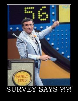 Survey Says Meme The Eco Cat Lady Speak...