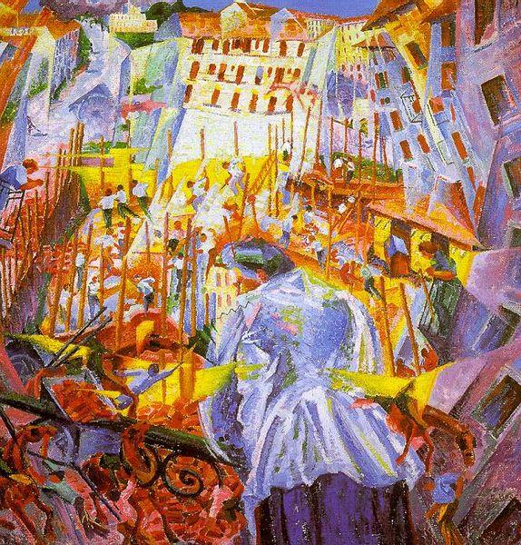 Boccioni Futurism Futurism – Movement ...