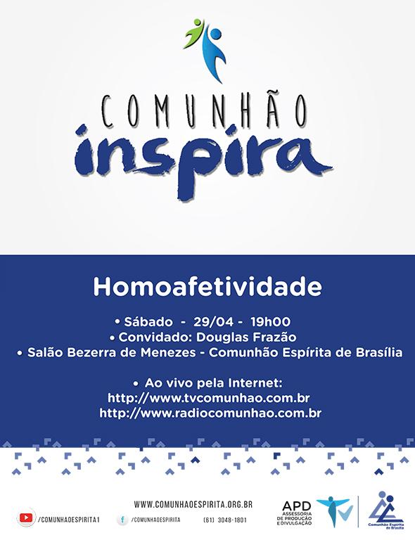 Comunhão Inspira - Abril