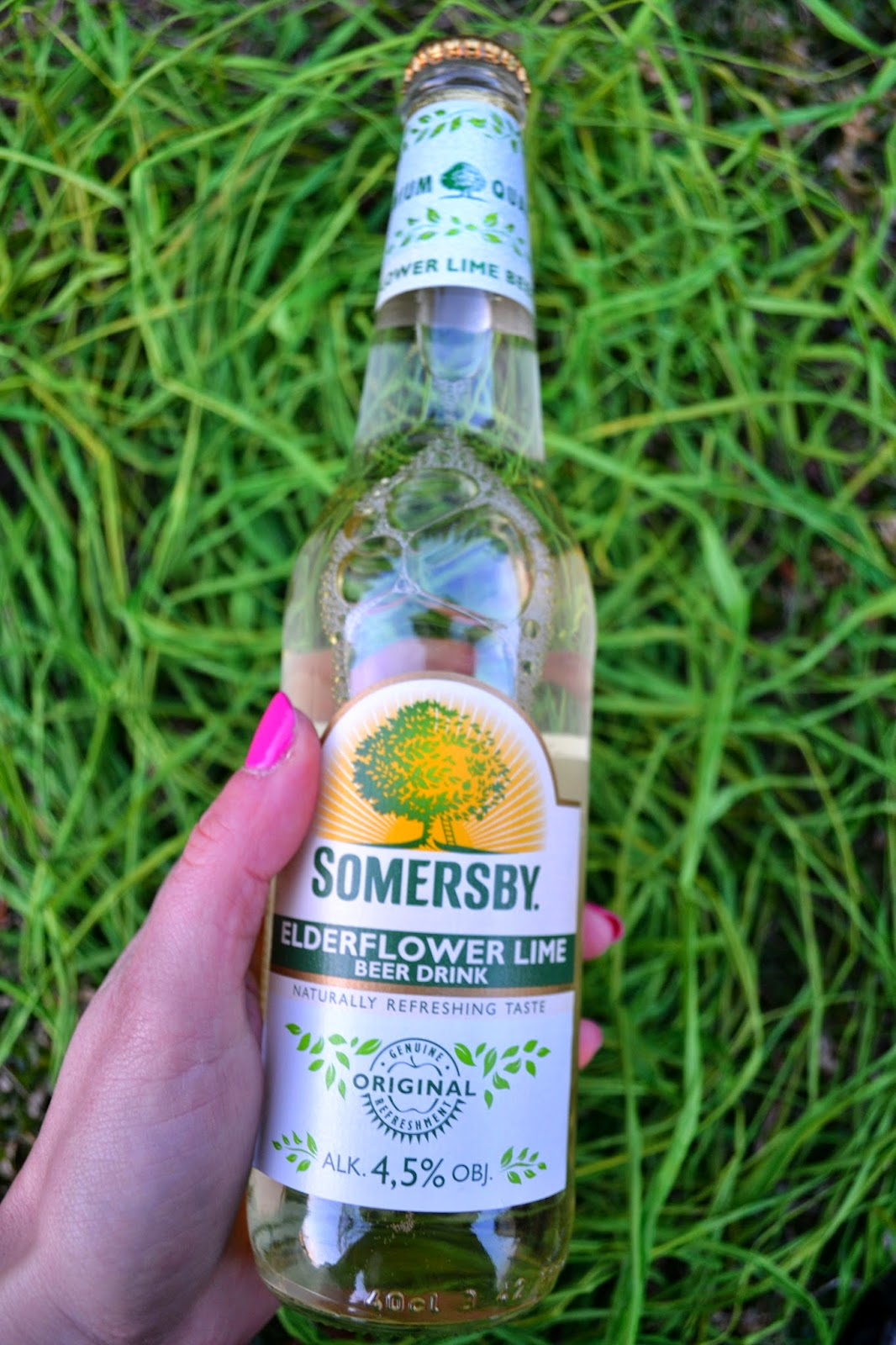 Somersby,ElderflowerLime