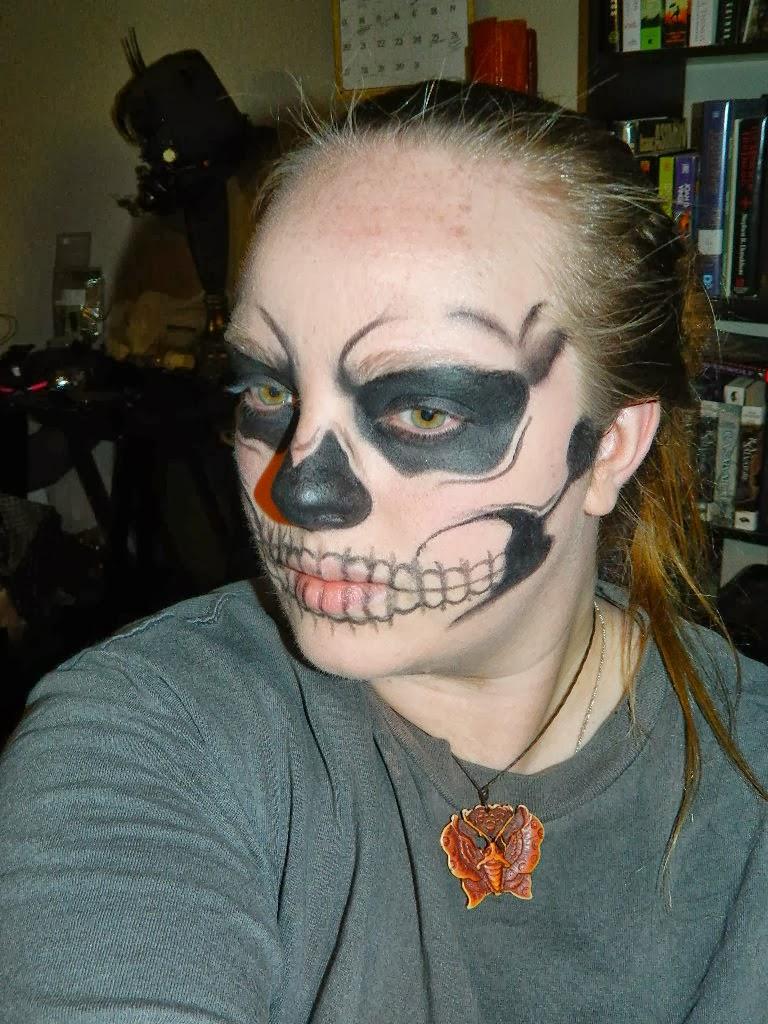 Walmart Halloween Face Paint