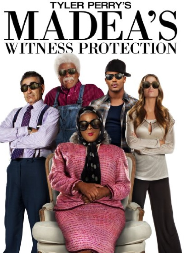 Madea Witness Protection Get Out Of Bed Scene