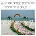 ¿Qué me pongo para una boda en la playa?