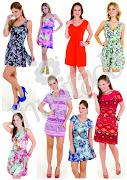 E o melhor é que vestidos estampados estão super na moda!