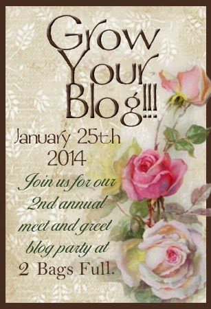 GROW YOUR BLOG PARTY 2014