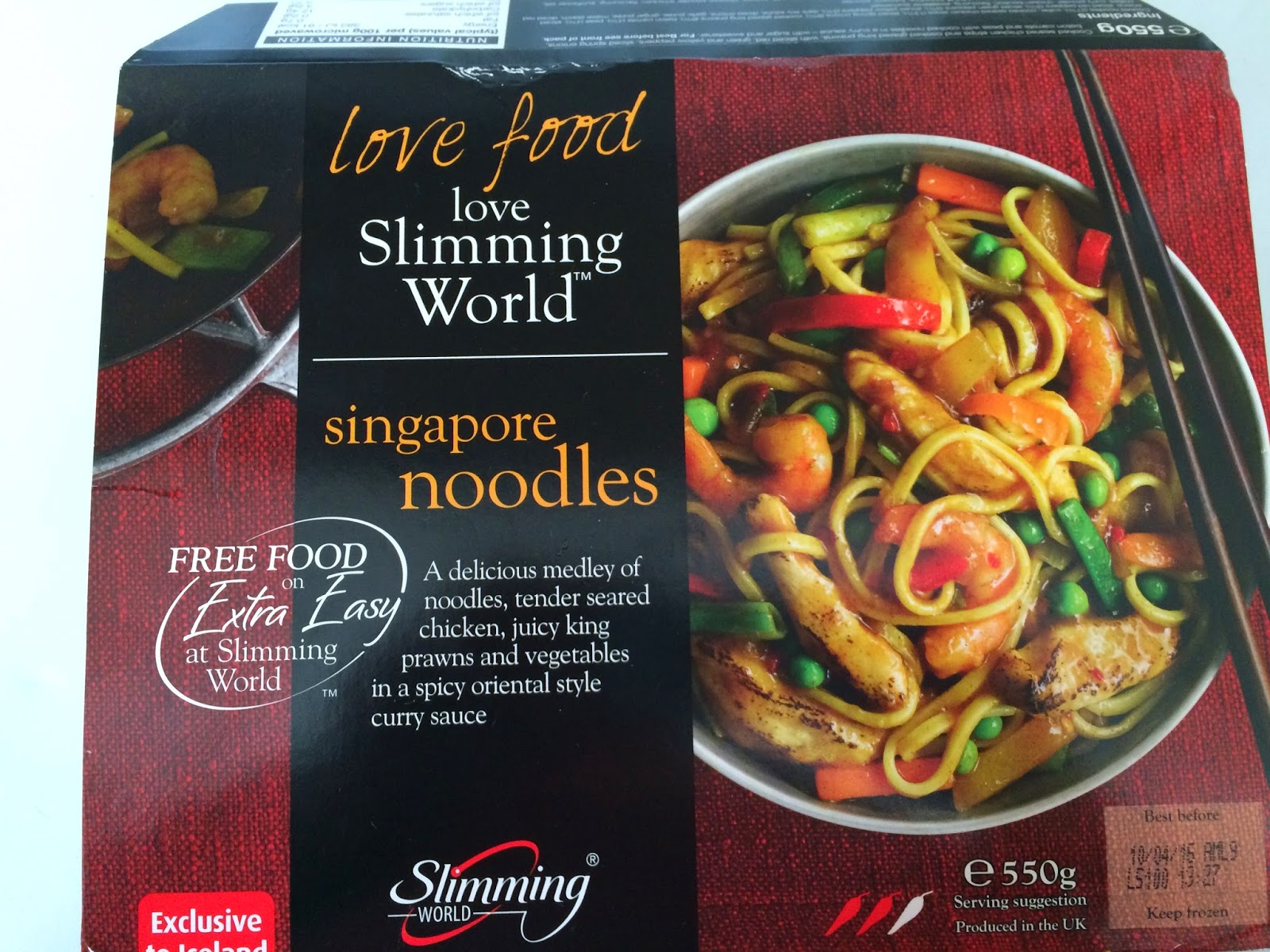 Newcastle Family Life Slimming World Week Four