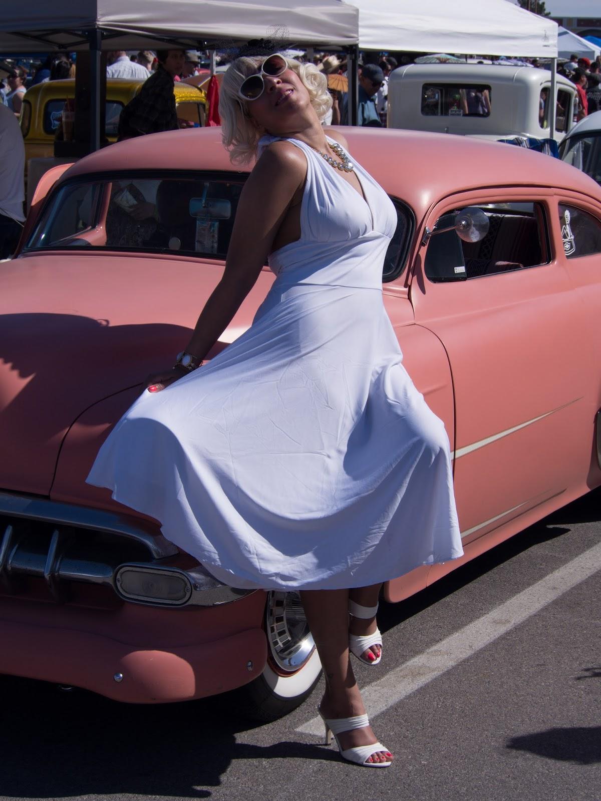 Viva Las Vegas By Dianna Prince Prep - Car show dolls