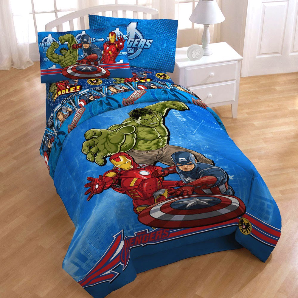 Avengers bedding set