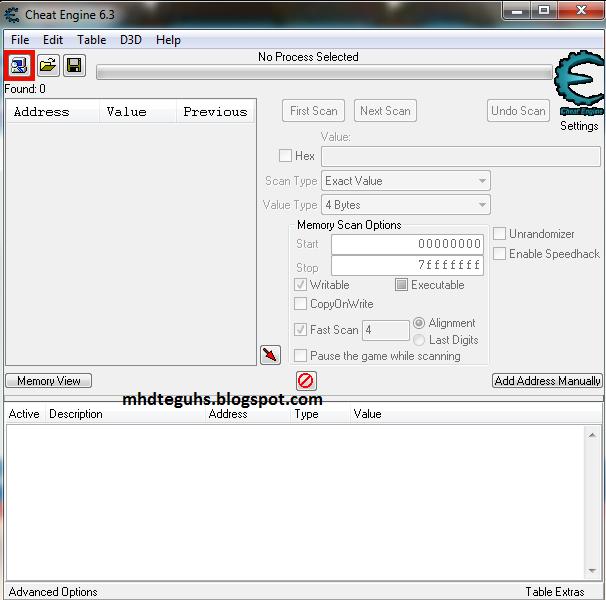 Cheat Engine 6.3 Download