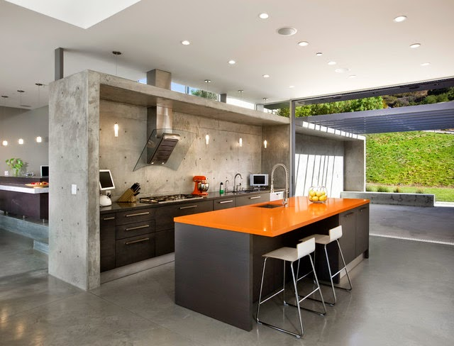 The Modern Kitchens