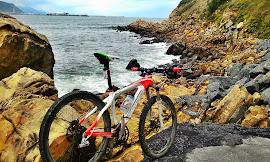 La bike.....