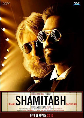 Shamitabh (2015) Movie Poster No. 1