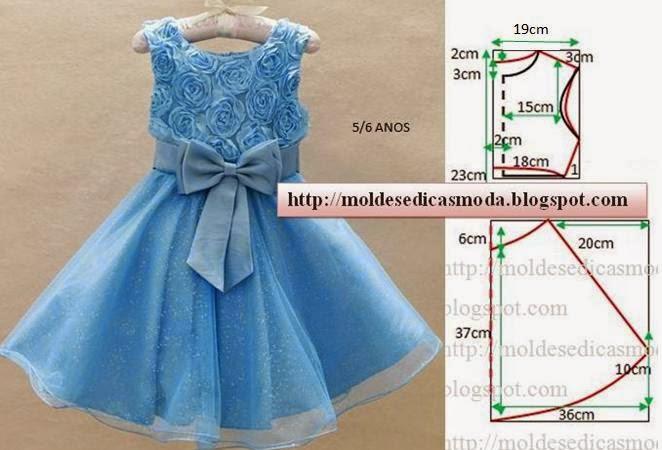 Нарядное платье для девочки своими руками 2 года