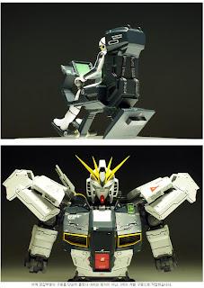 NEOGRADE 1/35 RX-93 Nu Gundam Bust