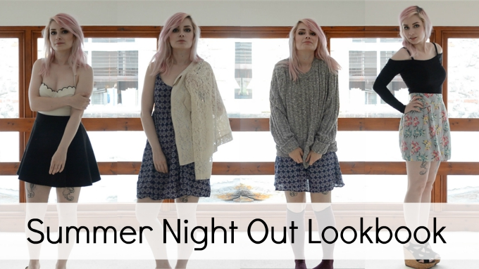 Summer Nights Out Lookbook