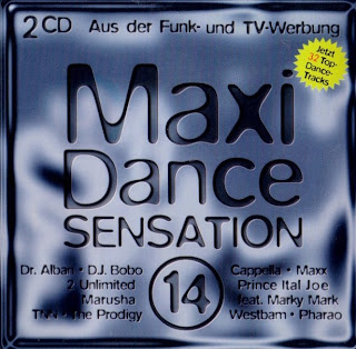 Maxi Dance Sensation vol. 14 (1994)