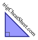 Logo for Trig Cheat Sheet