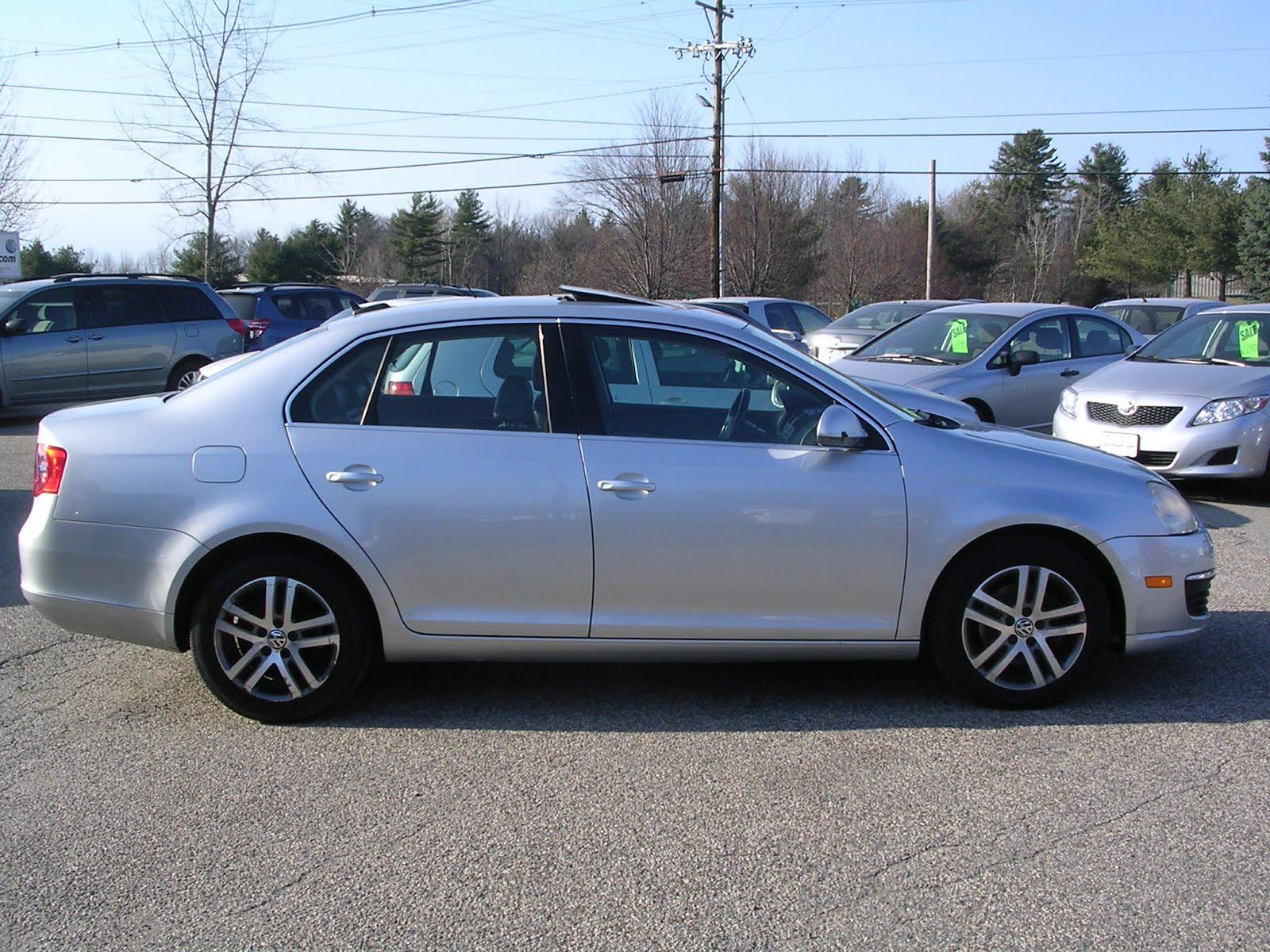 Earthy Cars Blog: EARTHY CAR OF THE WEEK: 2005 Silver Volkswagen Jetta 2.5 Sedan