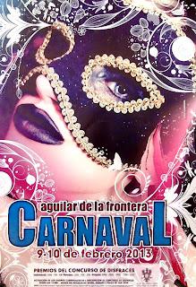 Carnaval de Aguilar de la Frontera 2013