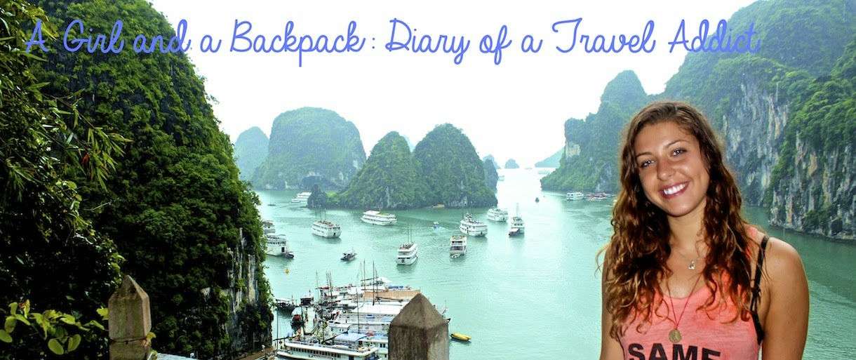 A Girl and a Backpack: diary of a travel addict