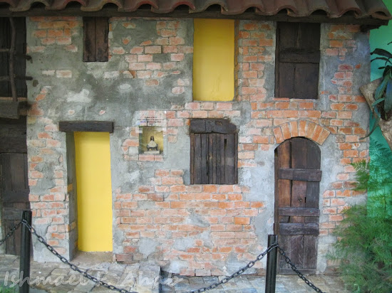 Replica of Don Bosco's House