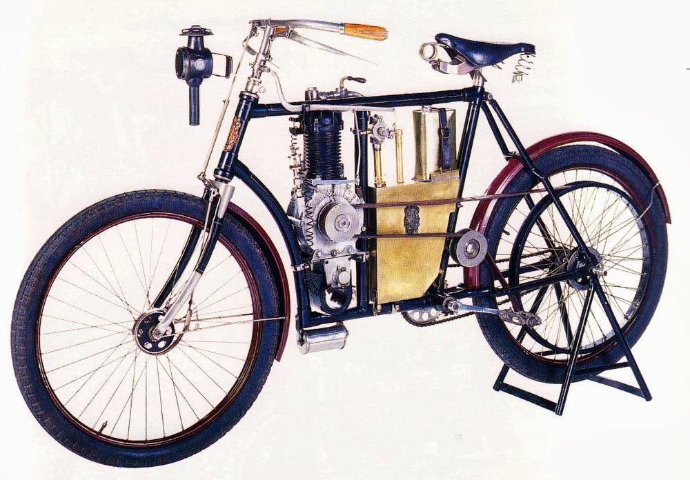 motobici laurin klement