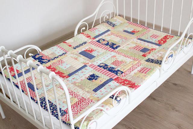 одеяло покрывало пэчворк QYAG