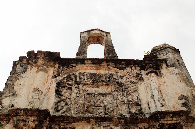 Melaka, malacca, malaysia, st.paul church
