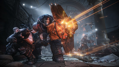 Get The Call To Arms Expansion For Gears Of War: Judgement Now