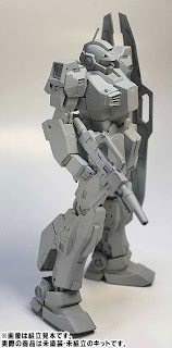 1/144 Full-kit MSA-003 Nemo Unpainted Assembly Kit