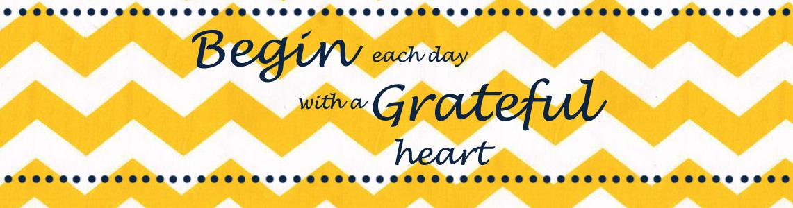 Begin Grateful