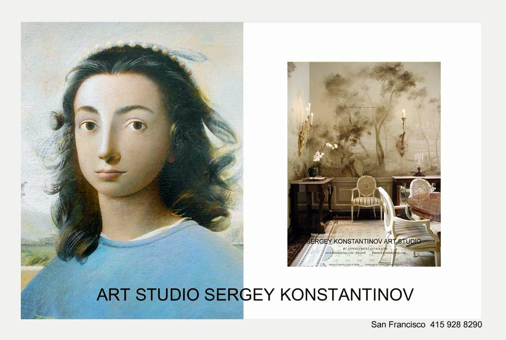 Facebook Art studio Sergey Konstantinov