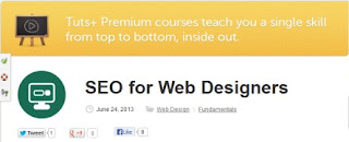TutsPlus SEO For Web Designers free download