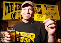 Beerdrinker of the Year 2012 J. Wilson