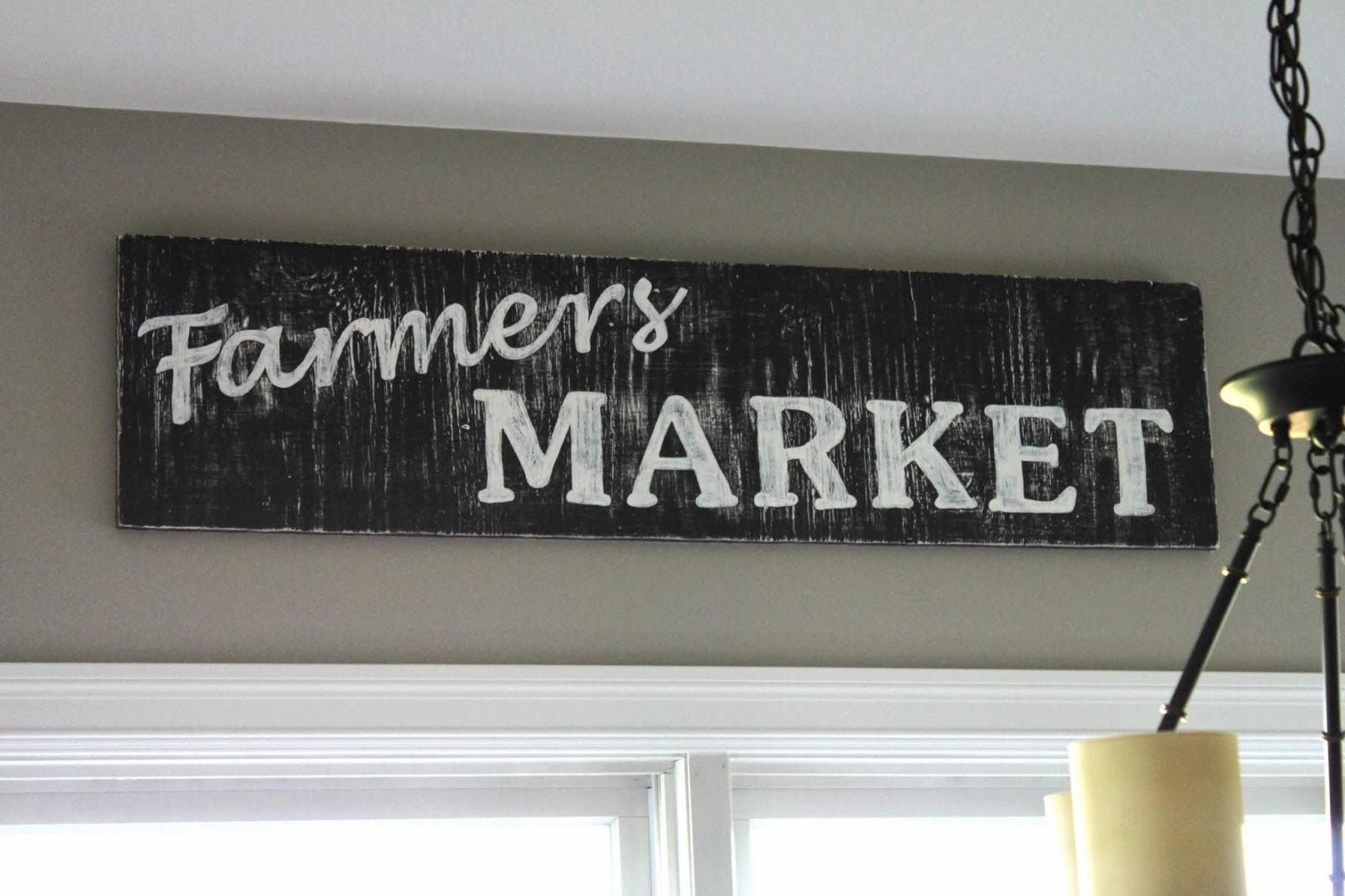 all things diy: diy wood signs for the kitchen.