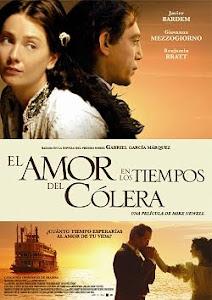 novela EL AMOR EN TIEMPOS DEL CÓLERA