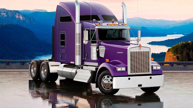 Truck Kenworth W900