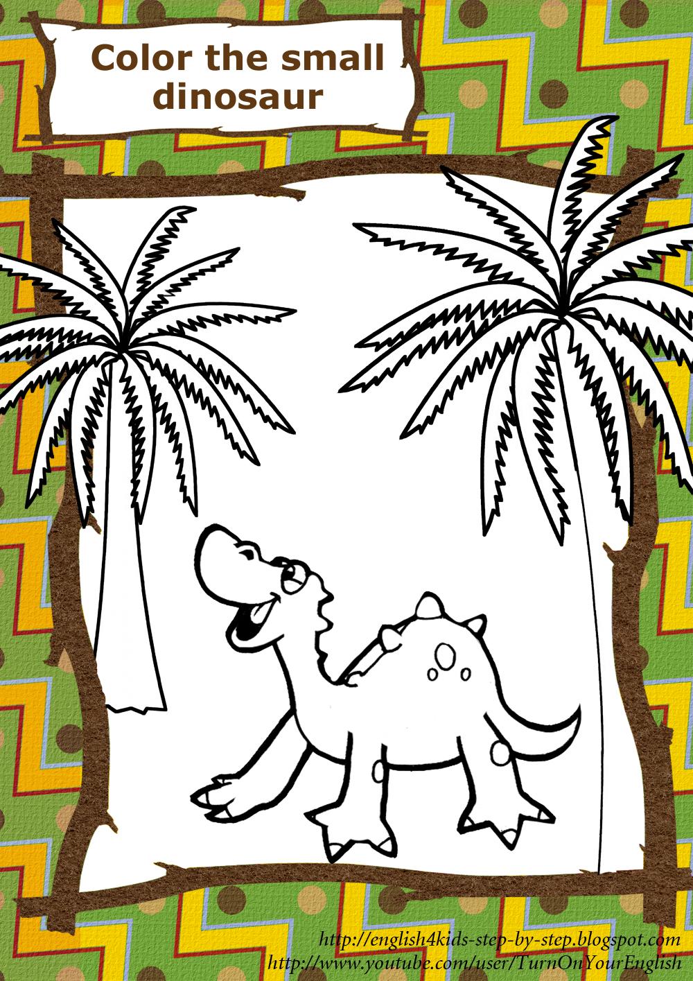 dinosaur song for preschool kids