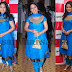 Tamil Celebrity Cut Work Salwar