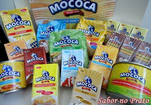 Inscrições para sorteio do kit Mococa