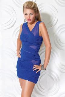 Imagenes de vestidos cortos para fiesta de egresados