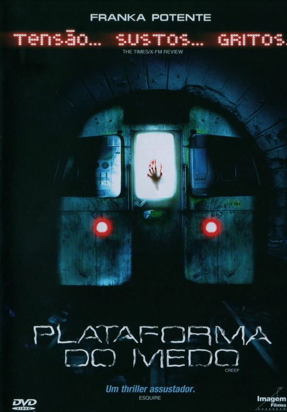 Download Plataforma do Medo   DVDRip Dublado