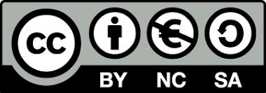 Licencia de uso del blog