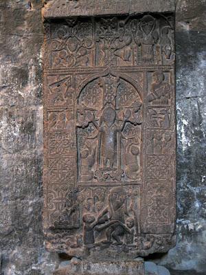 Armenia, monasterio de Sevanavank