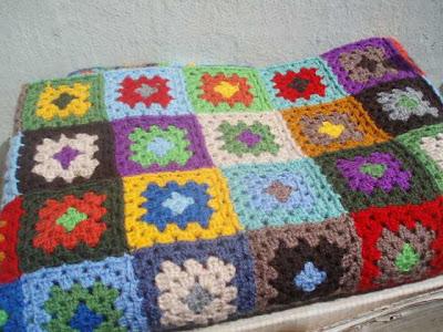 La ventana azul: 54.- Todas mis mantas a crochet ... - photo#7