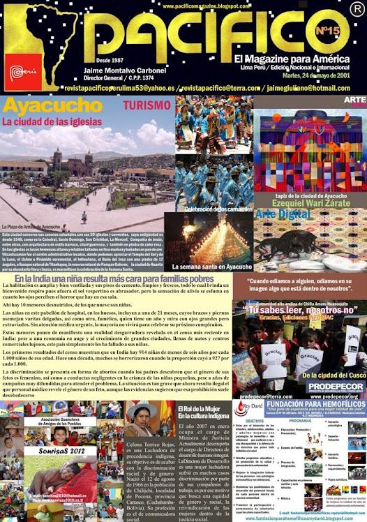 Revista Pacífico Nº 15