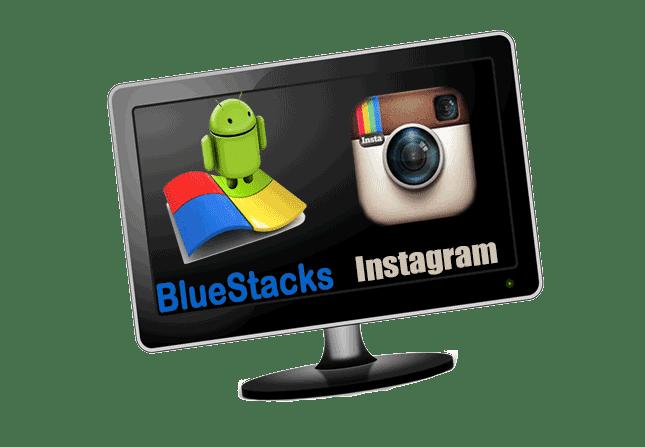 bluestack untuk instagram